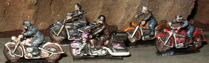 Micro Motorcycle Micro Machines Motorcycle