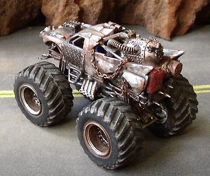 Road Wolf Vehicles And Terrain