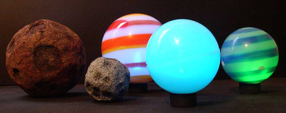 Mars Planet Styrofoam Balls - Pics about space